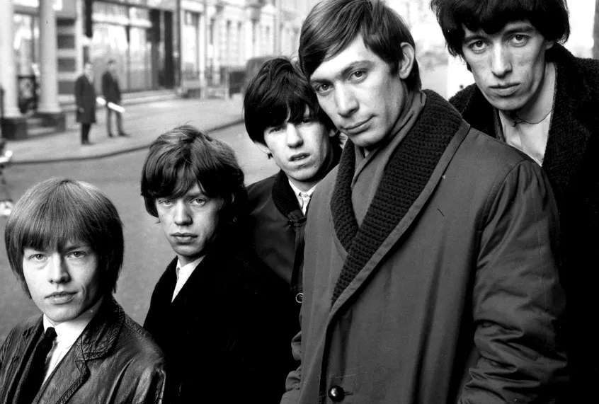 the rolling stones announce