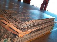 Camo plywood