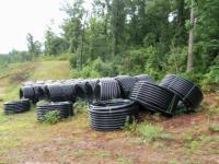 """4"""" HDPE SDR 11 Poly Pipe 