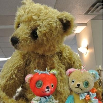 Crossroads Doll  Teddy Bear Show  Saturday January 6