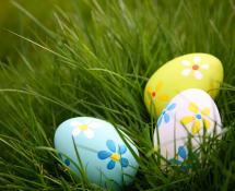 Easter Del - Sunday April 1 2018 9 30 . 2