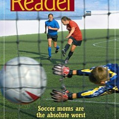Soccer Mom Covered Chairs How To Clean Poang Chair Cover Moms Are The Absolute Worst San Diego Reader At Mira Mesa Recreation Center Playing For My Fifth Grade Youth Basketball Team I Watched As Coach Threw A Onto Court In Anger