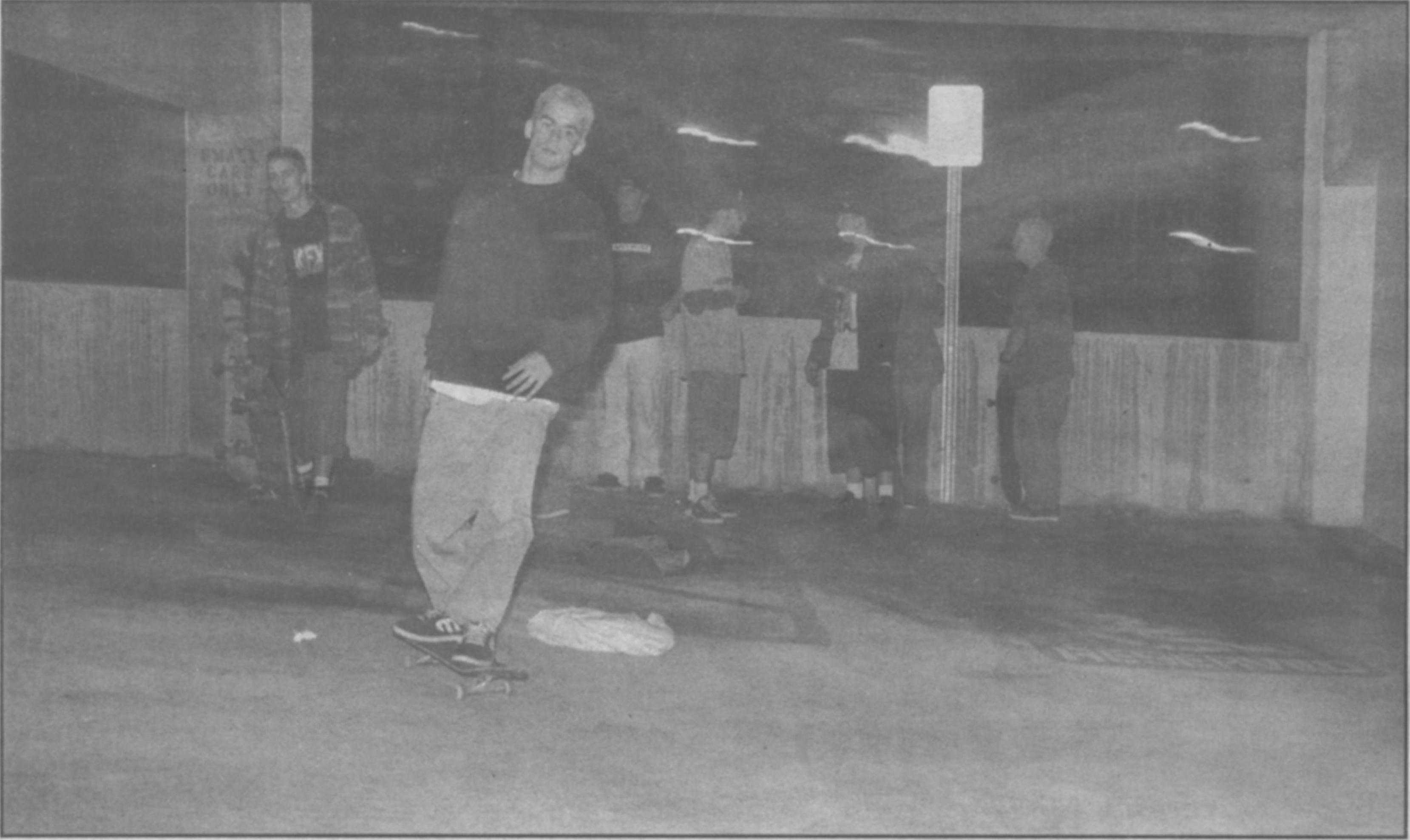 Skater Xl Crash