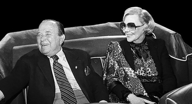 Joan Kroc gave away Ray's fortune | San Diego Reader
