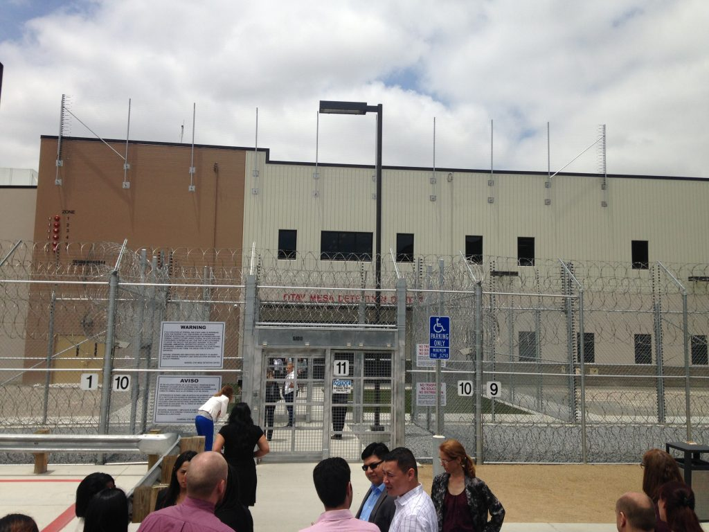 Immigrant prison cash flows to SD politicos  San Diego Reader