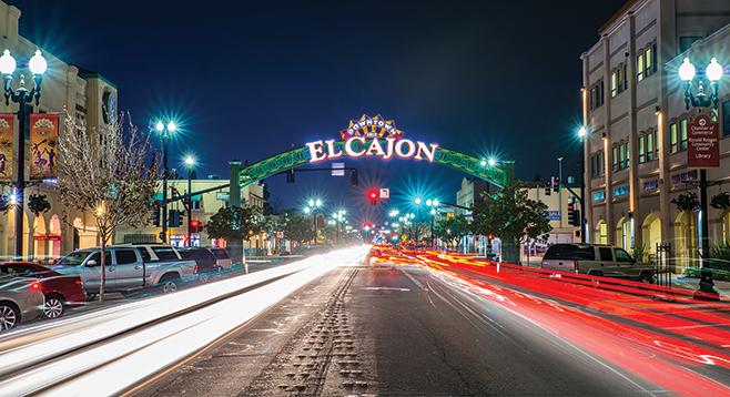El Cajon is my city  San Diego Reader