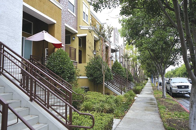In the newer Spectrum development, single-family homes can sell in the high $900,000s, with condos in the $500,000s.