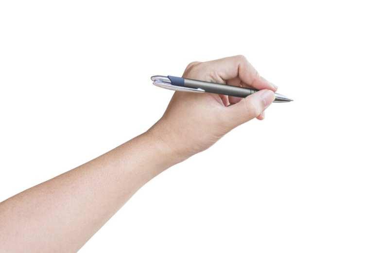 skriva viktiga juridiska dokument