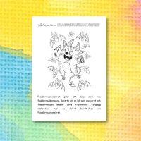 Monsterberättelser – skriv om Fladdermusmonstret
