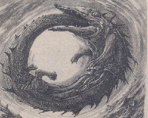 Risultati immagini per il serpente si morde la coda