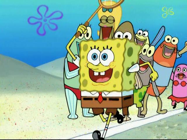 Spongebuddy Mania Spongebob Episode Ditchin