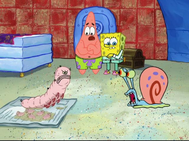 Good Morning Images Pics Photos Wallpapers Quotes Spongebuddy Mania Spongebob Episode Pet Or Pests