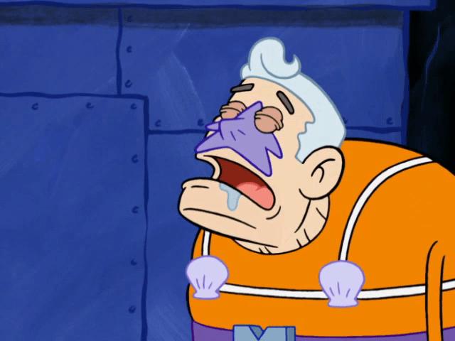 Strong Wallpapers Quotes Spongebuddy Mania Spongebob Episode Mermaidman Begins