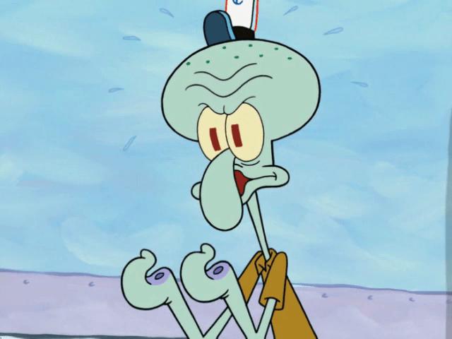 SpongeBuddy Mania  SpongeBob Episode  Restraining SpongeBob
