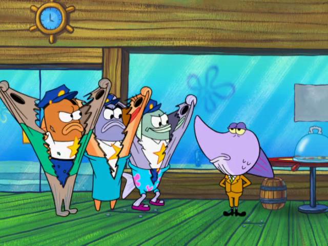 Spongebuddy Mania Spongebob Episode The Camping Episode