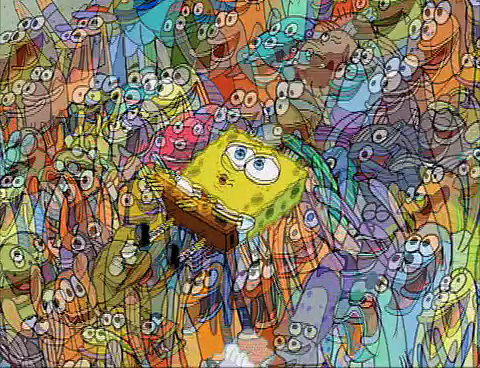 SpongeBuddy Mania SpongeBob Episode Patty Hype