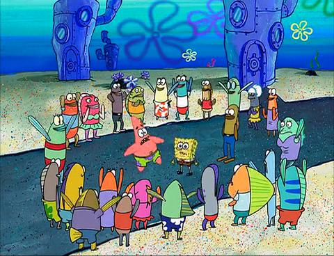 SpongeBuddy Mania  SpongeBob Episode  Life of Crime