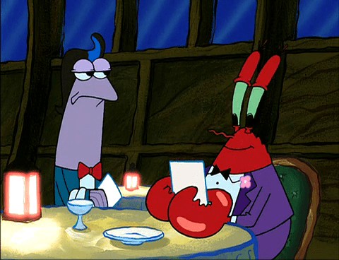 SpongeBuddy Mania  SpongeBob Episode  Krusty Love