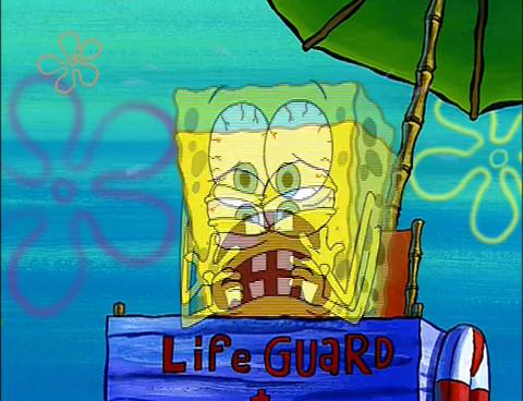 Literature Quotes Wallpapers Spongebuddy Mania Spongebob Episode Spongeguard On Duty