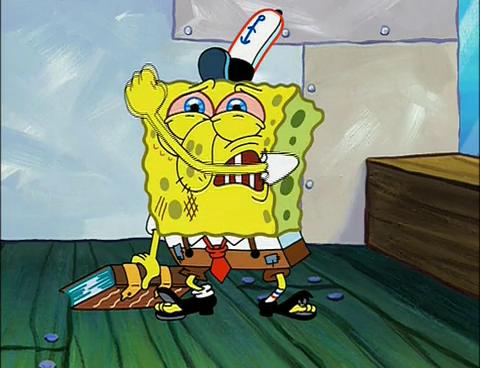 SpongeBuddy Mania  SpongeBob Episode  Squilliam Returns
