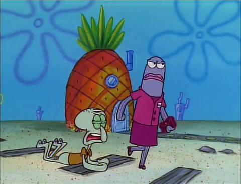 SpongeBuddy Mania SpongeBob Episode Opposite Day