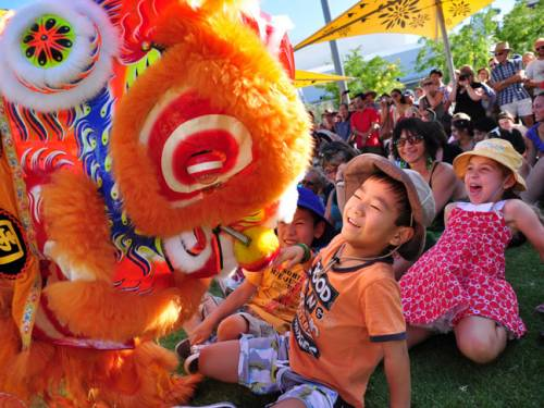 Tour operators say Chinese visitors are choosing Australia for their Lunar New Year holidays in increasing numbers. (Image courtesy City of Perth)