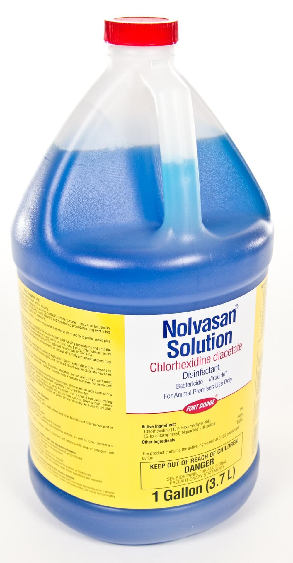 Nolvasan Solution gal 726287106258 | eBay