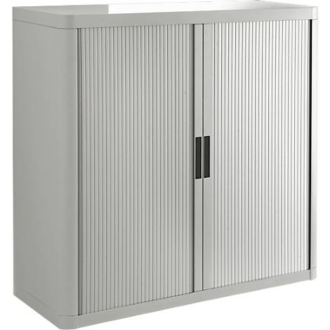 armoire a rideau coulissant h 1040 mm gris gris