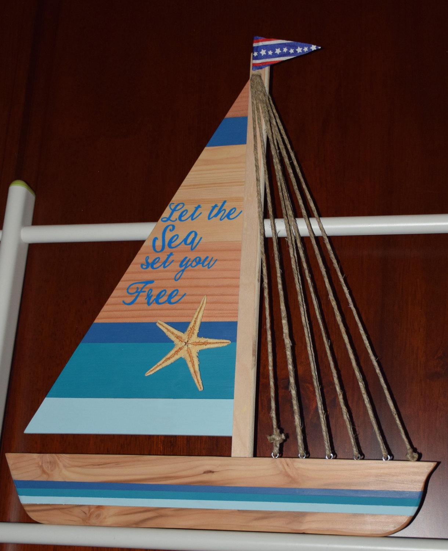 wooden sailing ship let