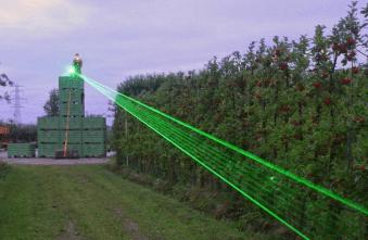 laser green crates