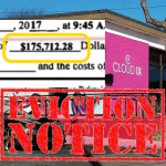 Cloud IX is $175,712.28 Behind in Rent Payments – We have the Detainer / Eviction Warrant Here