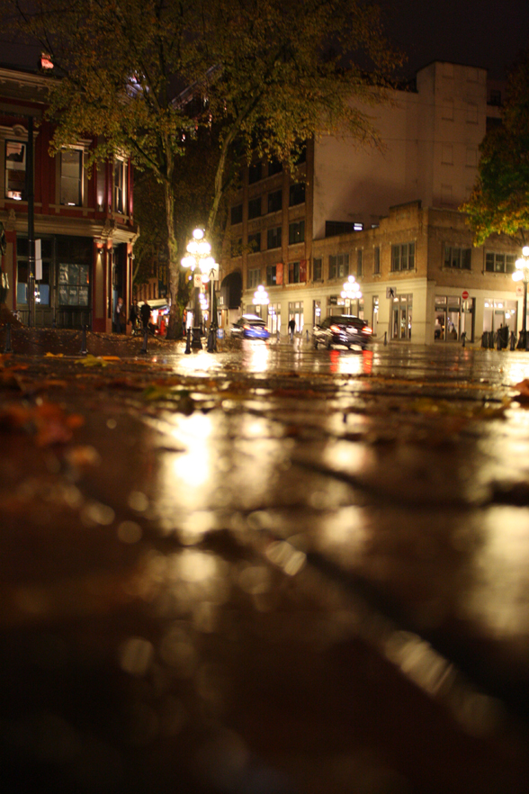 October-in-Gastown