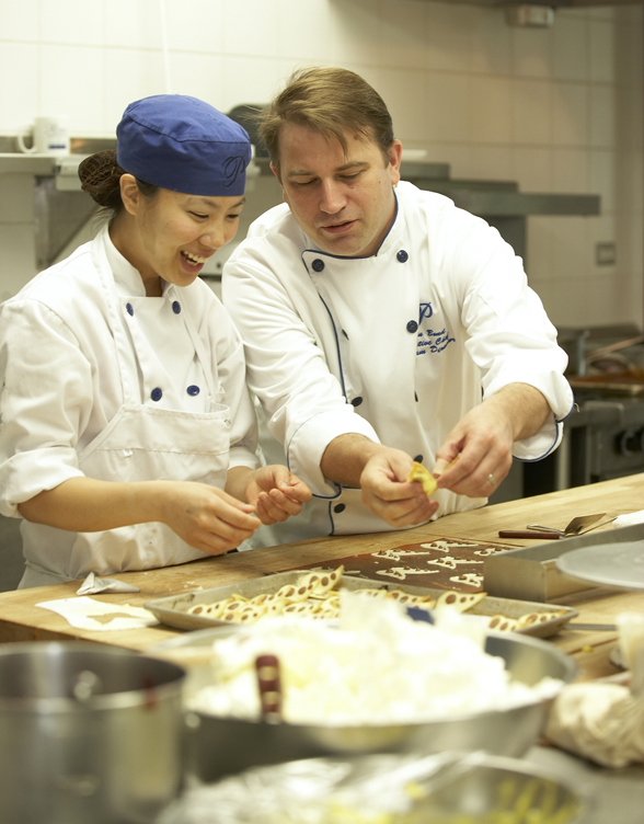 OPPORTUNITY KNOCKS Pacific Institute Of Culinary Arts Needs A