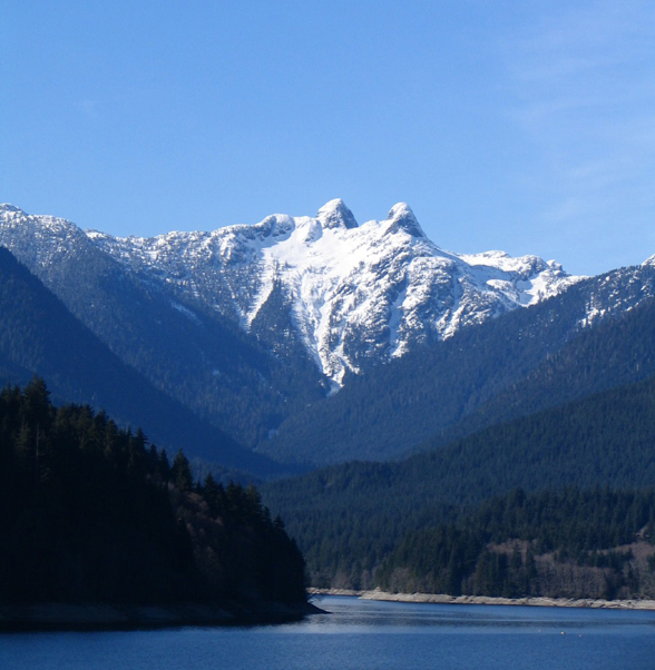 The_Lions_and_Capilano_Lake