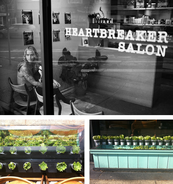 Heartbreaker Salon is located at 629 Kingsway in Vancouver, BC | 604-875-0079 | www.breakinghearts.ca