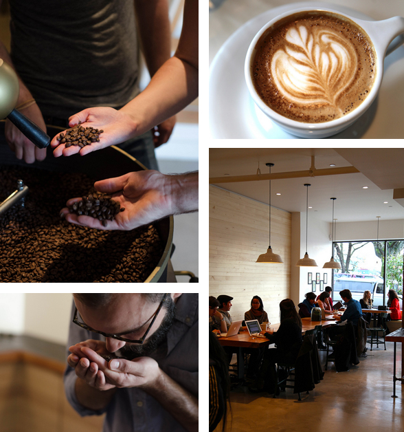 Matchstick Coffee Roasters is located at 639 East 15th Ave. in Vancouver BC | 604-558-0639 | www.matchstickcoffee.com