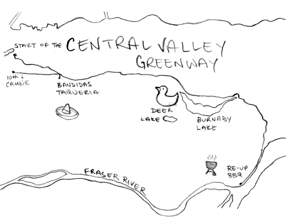 Central-Valley-Greenway-Map