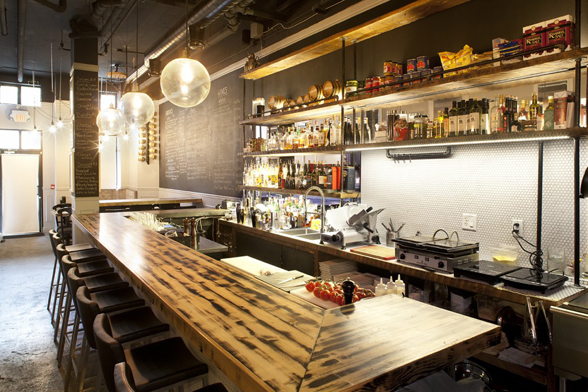 Notturno is located at 280 Carrall Street in Vancouver, BC | 604-720-3145 | www.notturnogastown.ca
