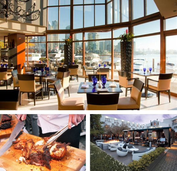 Dockside Restaurant is located at 1253 Johnston St. in Vancouver BC | 604-685-7070 | docksidebrewing.com