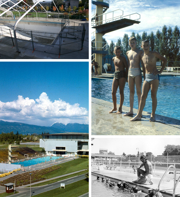 Swimmers-at-Empire-Pool,-196-