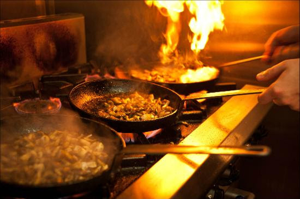 Siena is located at 1485 West 12th Avenue in Vancouver, BC   604-558-1485   www.eatsiena.com