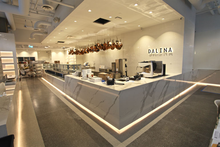 Ive Been Keenly Watching Dalina From A Distance For Months Now Curious As To What The Chinatown Newcomer Might Have In Store When It Launches On December