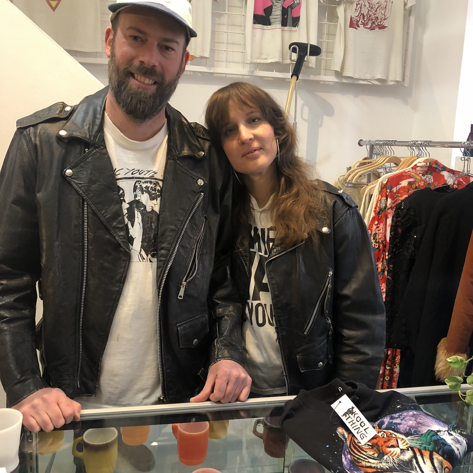 5a5adfc05ec5 Eastside Flea mainstays and vintage vets, Mysa and Forrest, are the couple  behind Kool Thing Vintage. We linked up the duo as they were in the final  stages ...