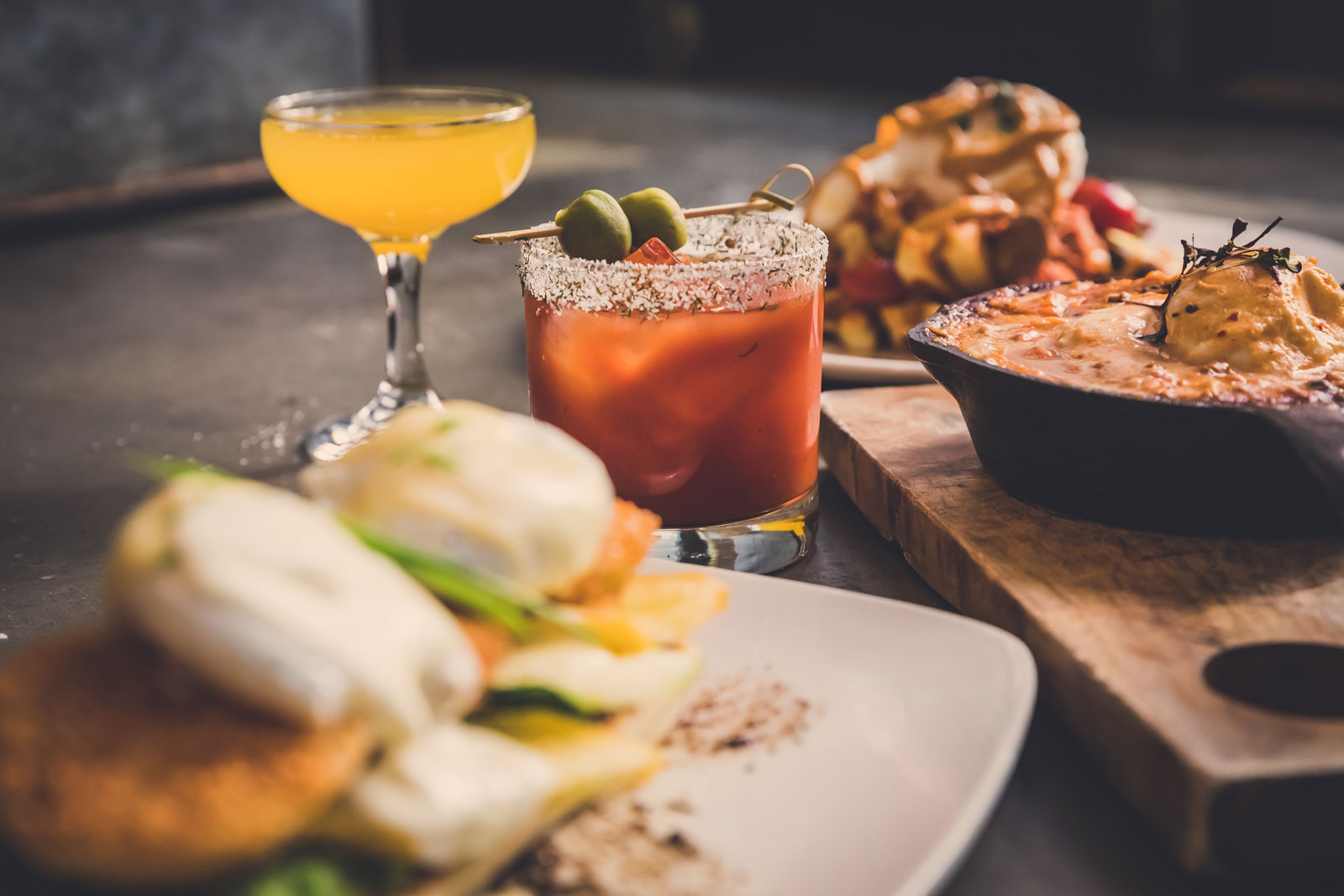 Tuc Craft Kitchen Launches New Brunch Menu, Happy Hour Specials