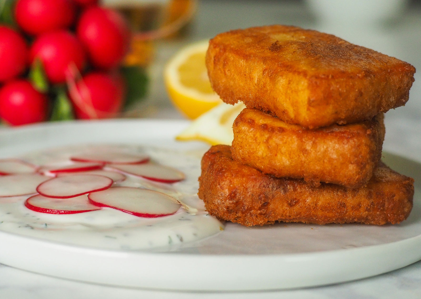 We Tried To Make The Acorn's Celebrated Deep-Fried Halloumi Dish at Home