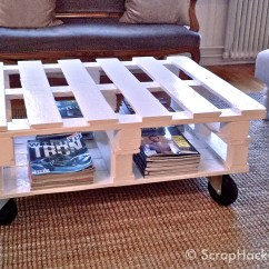 Diy Pallet Sofa Table Instructions Chenille Sectional Bed Coffee Plans Pdf Woodworking