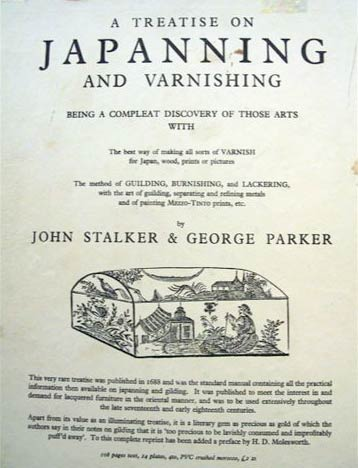 Treatise of Japanning and Varnishing