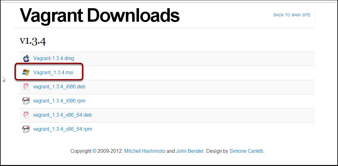 Vagrant - Downloads - Google Chrome