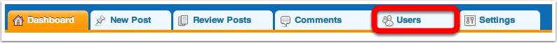 Step 3 - Adding users