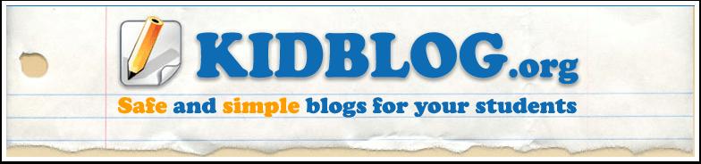 Welcome to Kidblog.org